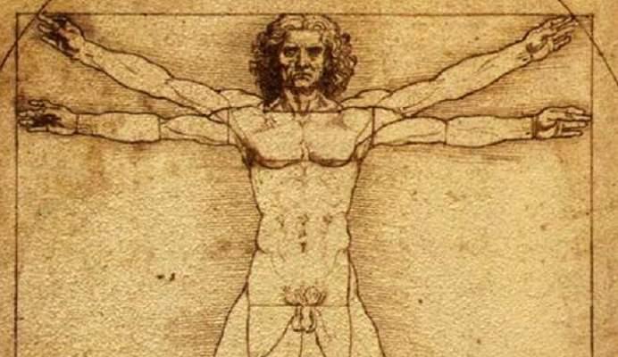 ACADEMIA GRANDE UNIVERSIDAD Leonardo Da Vinci Vitrubian Man